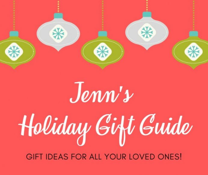 Jenn's Holiday Gift Guide