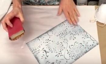 Sanding texture medium