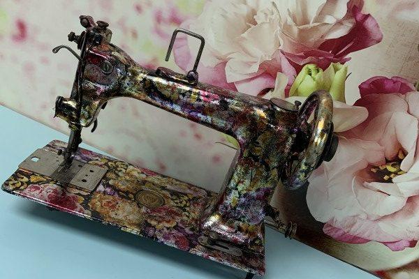 Singer Sewing Machine DIY
